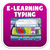 elearn typing program icon